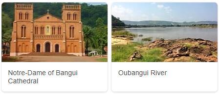 Central African Republic Bangui Places to Visit