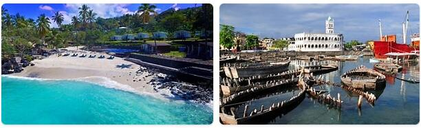 Comoros Moroni Places to Visit