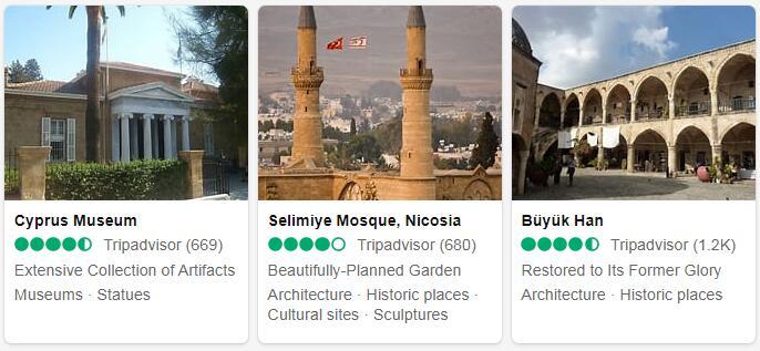 Cyprus Nicosia Places to Visit