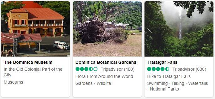 Dominica 2007
