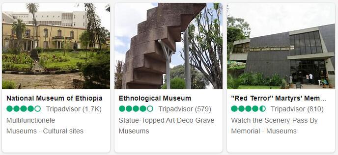 Ethiopia Addis Ababa Places to Visit