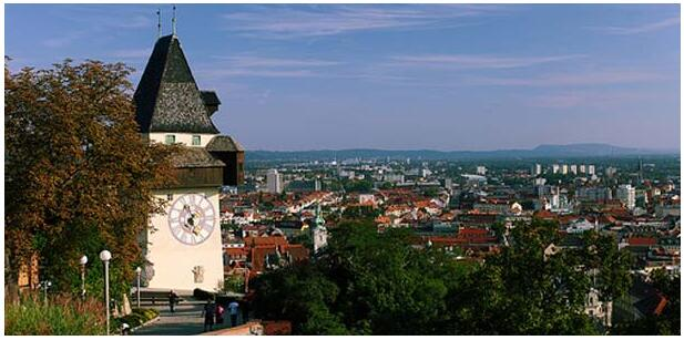 GRAZ AS A TRAVEL DESTINATION