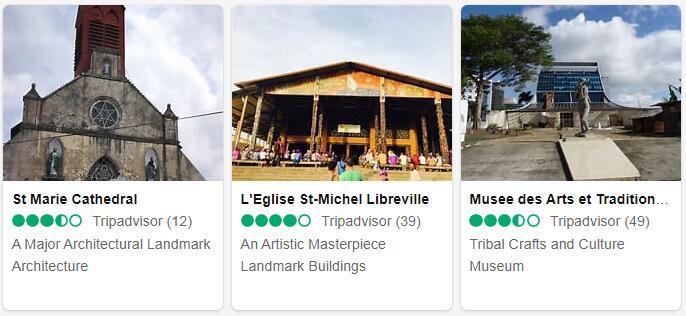 Gabon Libreville Places to Visit