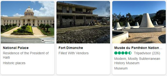 Haiti 2007
