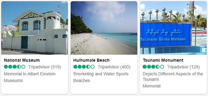 Maldives Male Places to Visit