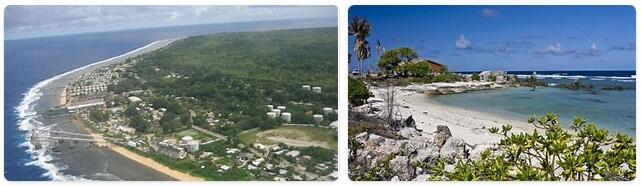Nauru Places to Visit