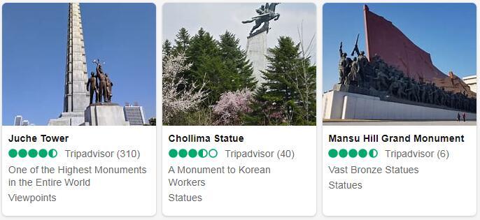 North Korea Pyongyang Places to Visit