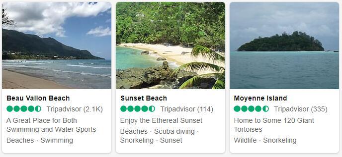 Seychelles Victoria Places to Visit