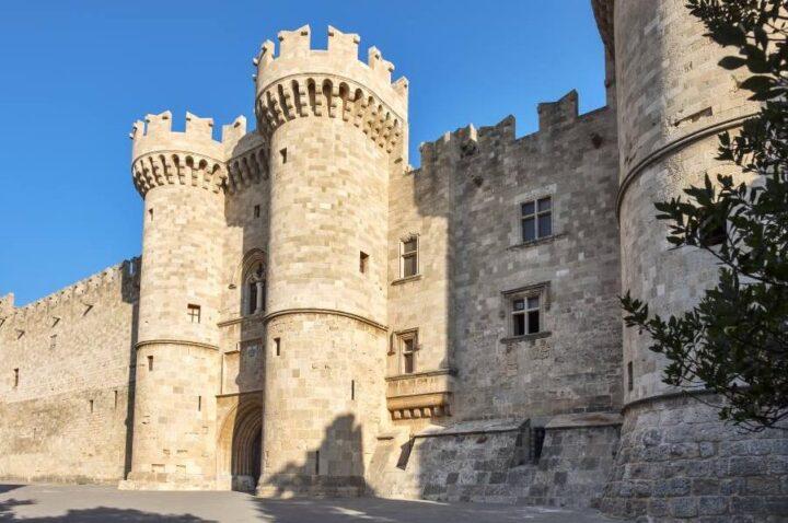 Palace of the Grand Masters Rhodes