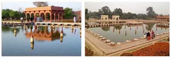 Fortress and Shalimar Gardens in Lahore (World Heritage)