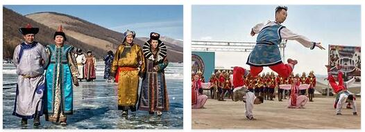 Mongolia Culture
